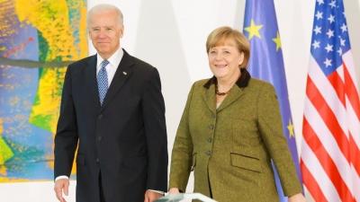 IW: Η Γερμανία ελπίζει στην εμπορική πολιτική Biden