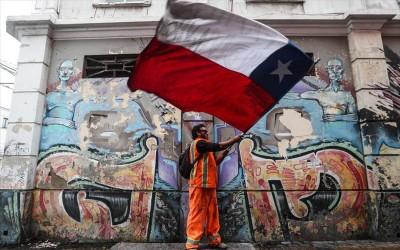 Χιλή - Κορωνοΐος: Ξεπέρασαν τις 13.000 οι νεκροί και πάνω από 340.000 τα κρούσματα
