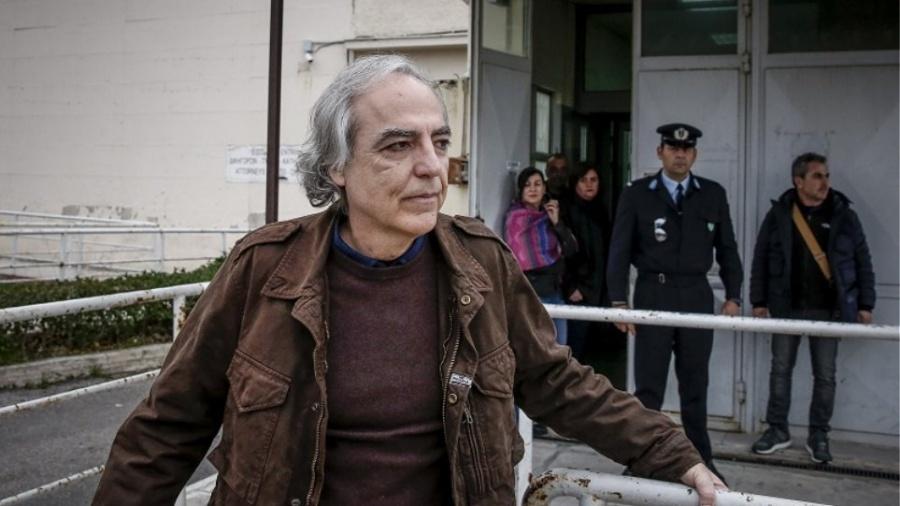 Απορρίφθηκε το αίτημα Κουφοντίνα για άδεια εννέα ημερών από τις φυλακές