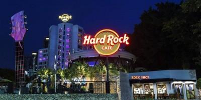 Στο delivery φαγητού και το Hard Rock Cafe της Αθήνας