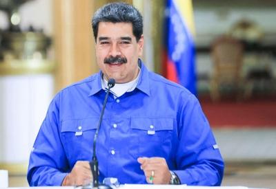 Το Facebook «πάγωσε» τη σελίδα του Maduro μετά τη …«θαυματουργή»  θεραπεία για τον Covid