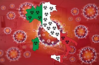 Ιταλία Covid 19: Πάνω από 120.000 οι θάνατοι από την αρχή της πανδημίας