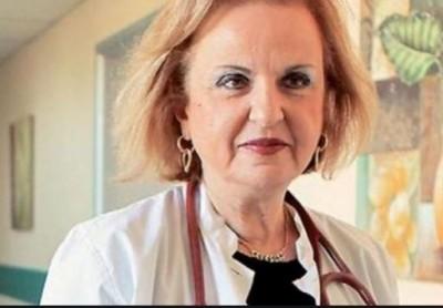 Παγώνη: Άμεσα να γίνουν οι εμβολιασμοί που αναβλήθηκαν σε νοσοκομεία
