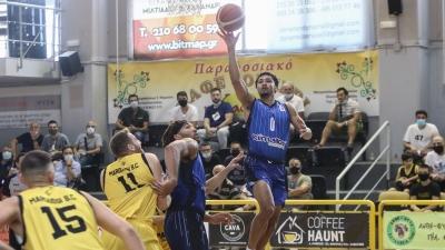 Κύπελλο Ελλάδας: Το Μαρούσι του έβαλε… δύσκολα, αλλά ο Ηρακλής επικράτησε με 76-65!