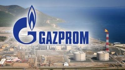 Η Gazprom δεν θα αυξήσει την τροφοδοσία της Ευρώπης μέσω της Ουκρανίας τον Νοέμβριο