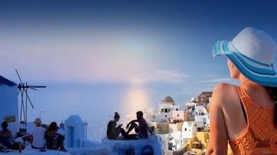 Πλησιάζει το 60% του 2019 ο πήχης των τουριστικών εσόδων για το 2021