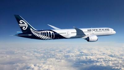 Η Air New Zealand αναστέλλει τις κρατήσεις σε διεθνείς πτήσεις προς Νέα Ζηλανδία