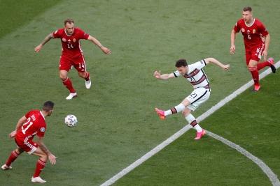 Ουγγαρία – Πορτογαλία  0-1: Κόντρα στην κόντρα και γκολ ο Γκερέιρο! (video)