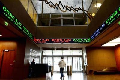 Λίγο μετά το άνοιγμα του ΧΑ – Επιλεκτικές τοποθετήσεις κρατούν την αγορά στις 830 μονάδες
