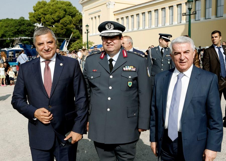 Στις εορταστικές εκδηλώσεις για την «Ημέρα της Αστυνομίας» ο Πατούλης – Τι ανέφερε