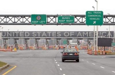 ΗΠΑ: Ανοίγουν τα χερσαία σύνορα με Καναδά, Μεξικό για τους πλήρως εμβολιασμένους