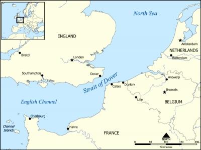 Ποια συμφέροντα μεταξύ Γαλλίας και Βρετανίας διακυβεύονται στη νήσο Jersey, τον φορολογικό παράδεισο;