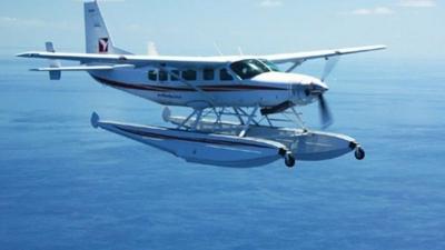 Ξεκινούν το Σεπτέμβριο οι πρώτες πτήσεις με Υδροπλάνα