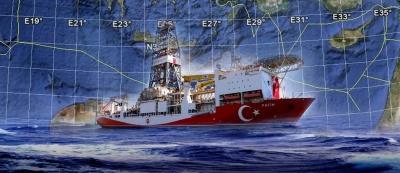 Προκαλεί η Τουρκία - Ο «Πορθητής» ξεκίνησε τις γεωτρήσεις στην κυπριακή ΑΟΖ  - Erdogan: Θα προστατεύσουμε τα σχέδια μας - Τσίπρας: Να παρέμβει η ΕΕ