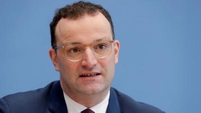 Spahn (υπ. Υγείας Γερμανίας): Παραγγέλνουμε εμβόλια και για το 2022