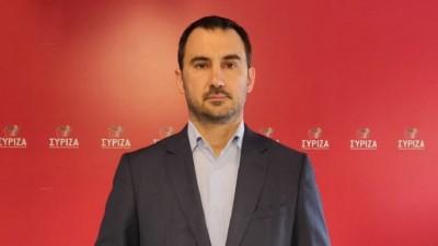 Χαρίτσης (ΣΥΡΙΖΑ): Πάρα πολύ αρνητικά τα στοιχεία για την ελληνική οικονομία