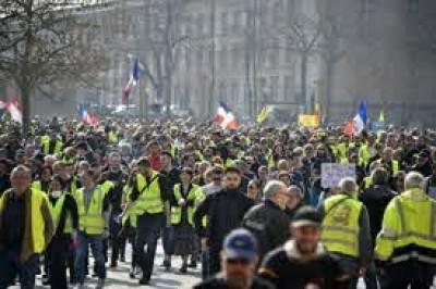 Γαλλία: Εγκρίθηκε από την εθνοσυνέλευση το νομοσχέδιο για την «καθολική ασφάλεια»
