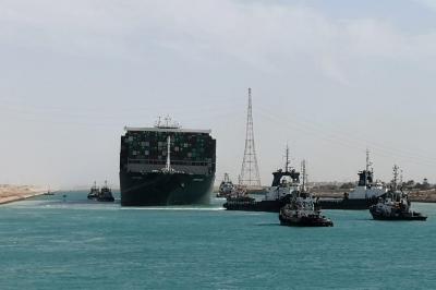 Κανονικά η ναυσιπλοΐα στη Διώρυγα του Σουέζ – Πλήρης αποκατάσταση σε 3 ημέρες