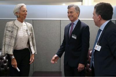 Lagarde: ΔΝΤ και Αργεντινή κοντά σε συμφωνία για την ενίσχυση του προγράμματος