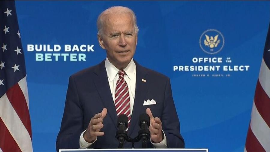 Ο Biden τίθεται επικεφαλής των ΗΠΑ σε περίοδο που αντιμετωπίζουν πολλαπλές κρίσεις