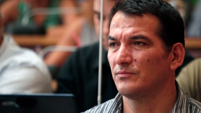 Πύρρος Δήμας: «Θα μείνει στο άθλημα ο Ιακωβίδης - Επιστρέφω και αναλαμβάνω τις εθνικές της άρσης βαρών»