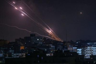 IDF: Μέσα σε μία εβδομάδα η Hamas εκτόξευσε 3.000 ρουκέτες προς το Ισραήλ