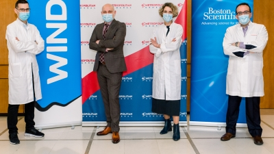 Metropolitan General: Περισσότεροι από 4.000 ιατροί παρακολούθησαν πρωτοποριακή επέμβαση σε ζωντανή μετάδοση
