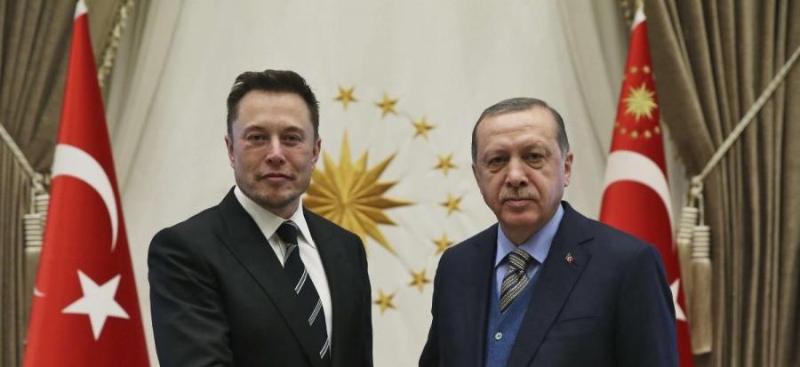 Τη συνεργασία στη... διαστημική τεχνολογία εξετάζουν Erdogan - Elon Musk - Οι συναντήσεις από το 2017 και ο Turksat