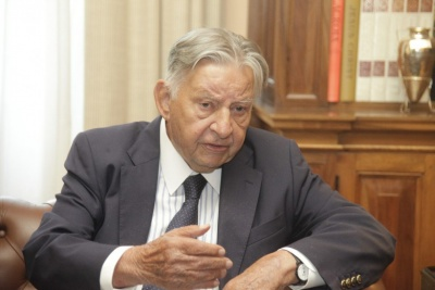 Γ. Βαρβιτσιώτης: Το Σκοπιανό είναι κυρίως ιστορικό ζήτημα