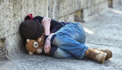 Πάνω από 200.000 άστεγα παιδιά στο Ηνωμένο Βασίλειο