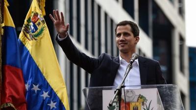 Guaido: Η κυβέρνηση Maduro φοβάται τις συνέπειες αν με συλλάβει