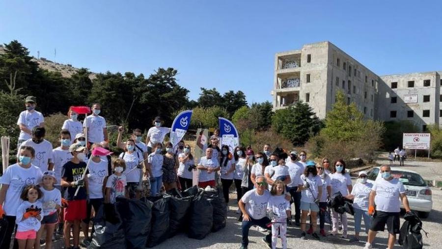Με συμμετοχή 1000 εταιρικών εθελοντών πραγματοποιήθηκε η πρώτη Πανελλαδική Περιβαλλοντική δράση της ΕΛΛΑ-ΔΙΚΑ ΜΑΣ