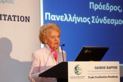 Σακελλαρίδη (ΠΣΕ): Η ρευστότητα κλειδί για την ανάπτυξη των εξαγωγών