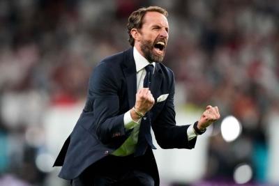 Γκάρεθ Σάουθγκεϊτ: «Είμαι υπερήφανος για την ομάδα μου! Πάμε στον τελικό για να τον κερδίσουμε!»