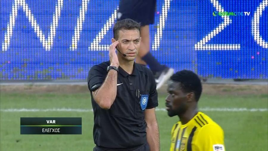 Ιωνικός – Άρης 0-0: Ακυρώθηκε ως οφσάιντ το γκολ του Λένις (video)