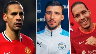 Premier League: Το κλειδί της επιτυχίας; Η ακριβοπληρωμένη αμυντική γραμμή!