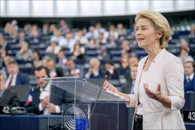 Ursula von der Leyen (Κομισιόν): Ελλάδα και Κύπρος να υπολογίζουν πάντα στην πλήρη αλληλεγγύη της ΕΕ
