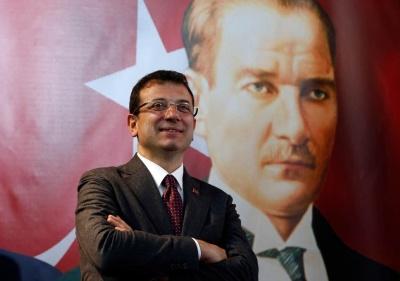 Imamoglu: Η νίκη μου στην Κωνσταντινούπολη σηματοδοτεί μία νέα αρχή για την Τουρκία