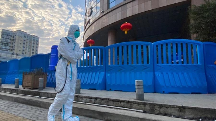 Αποφασισμένοι να καταρρίψουν τις θεωρίες 20 Κινέζοι επιστήμονες: Ο covid δεν διέφυγε από εργαστήρι ή ανθρώπινο χέρι