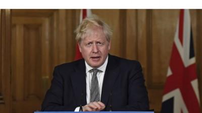 Johnson (Βρετανία): Κανείς Βρετανός πρωθυπουργός δεν θα μπορούσε να αποδεχθεί τις απαιτήσεις της ΕΕ για το Brexit
