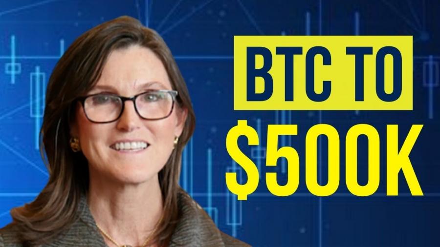 Tα 500.000 δολ. «βλέπει» η Kathy Wood της Ark Invest για το Bitcoin - Σταθεροποίηση και αντίσταση στα 48.000 δολ.