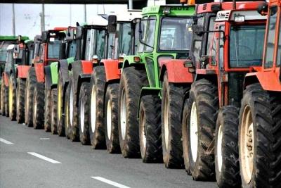 Σε αγωνιστική ετοιμότητα οι αγρότες – Προθεσμία μέχρι τη Δευτέρα 11/2 δίνουν στην κυβέρνηση