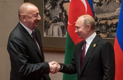 Συγγνώμη από τον Aliyev (Αζερμπαϊτζάν) στον Putin (Ρωσία) για την κατάρριψη ρωσικού ελικοπτέρου
