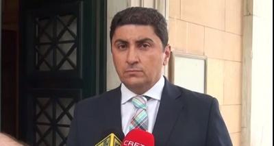 Αυγενάκης: Είναι νωρίς να μιλάμε για επανέναρξη της Super League στις 15 Ιουνίου