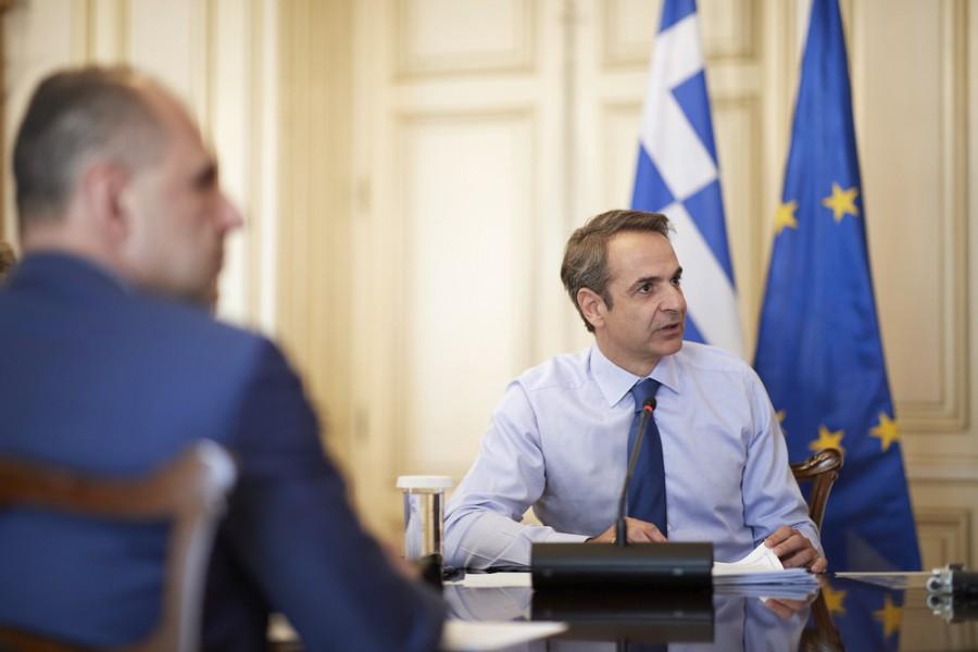 Συνεδριάζει στις 11:00 υπό τον Μητσοτάκη το υπουργικό συμβούλιο – Η ατζέντα