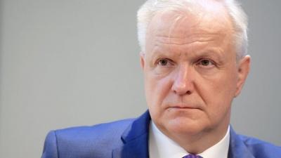 Rehn (ΕΚΤ): Πρέπει να επανεξετάσουμε τη νομισματική μας πολιτική – Αποτύχαμε στο «μέτωπο» του πληθωρισμού