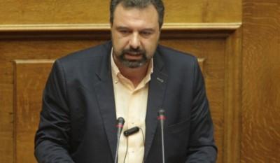 Αραχωβίτης (Βουλευτής ΣΥΡΙΖΑ): Ουδεμία σχέση έχω με την υπόθεση της Folli Follie