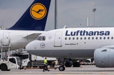 Στα όρια της χρεοκοπίας η Lufthansa - Τι ζητά το Γερμανικό κράτος για να τη στηρίξει