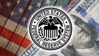 Fed: Αμετάβλητα τα επιτόκια, πιθανή διπλή αύξηση το 2023 - Ανάπτυξη 7% το 2021, στο 3,4% ο πληθωρισμός