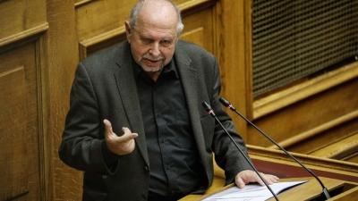 Σκουρολιάκος (ΣΥΡΙΖΑ): Δεν διόρισα εγώ τον κ. Λιγνάδη χωρίς διαγωνισμό